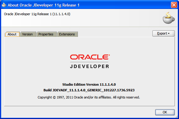 Oracle JDeveloper